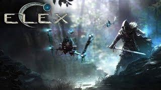 ELEX - (Ультра-сложность) Путь Клерика #5 Изучаем мир (всё еще бомж)