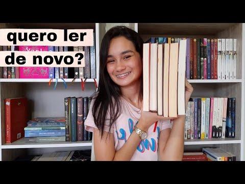 LIVROS QUE QUERO RELER ??|| Amid Books