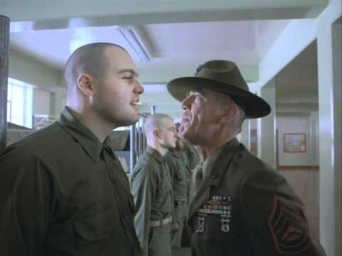 Full Metal Jacket: Disney Edition