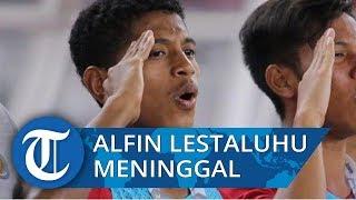 Pemain Timnas U-16 Indonesia, Alfin Lestaluhu Meninggal Dunia
