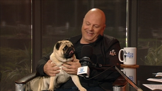 """Emmy Award-Winning Actor of FOX's """"Gotham"""" Michael Chiklis Joins The RE Show in Studio - 2/21/17"""