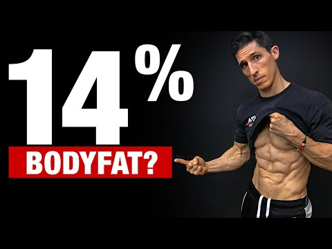 Body Fat for Abs to Show – The Truth! (MEN AND WOMEN)