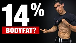 Body Fat for Abs to Show - The Truth! (MEN AND WOMEN)