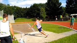 Tomáš Staněk 21.99m - Velká cena Nového Města 2017