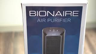 Bionaire Germ-reducing UV Power HEPA-type Air Purifier