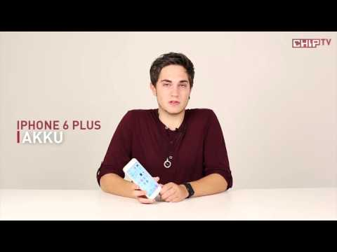 Apple iPhone 6 Plus Test deutsch CHIP