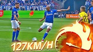 NALDO POWER FREE KICK vs Borussia Dortmund - Original vs freekickerz