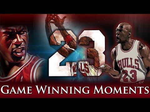Michael Jordan – 10 Most Clutch Moments