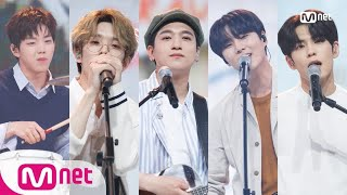 [DAY6 - Beautiful Feeling] Special Stage |   M COUNTDOWN 181004 EP.590