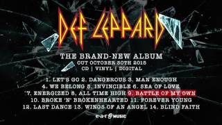 Def Leppard - The new album - Official album pre-listening