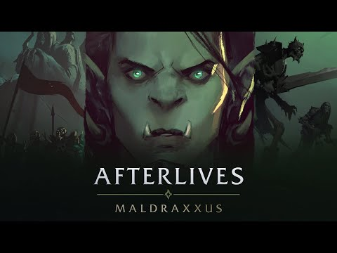 World of Warcraft Showcases Maldraxxus In Latest Shadowlands Afterlives Short