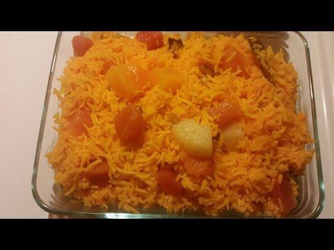 Jorda Rice Recipe – Sweet Rice Desert