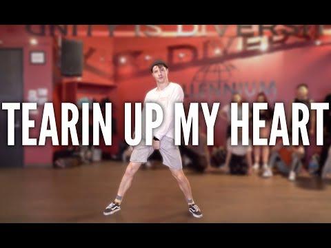 ARIANA GRANDE x *NSYNC Coachella - Tearin' Up My Heart   Kyle Hanagami Choreography