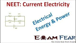 Learn Electric Power meaning, concepts, formulas through
