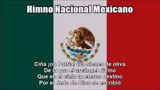 National Anthem of Mexico (Himno Nacional Mexicano) - Nightcore Style With Lyrics