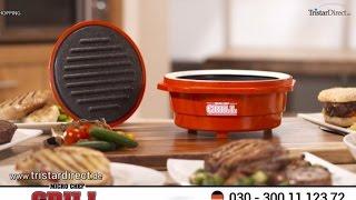 Das neue Mikrowellen Kochsystem, der Micro Chef Grill.