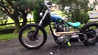 Xs650 Bobber Idle - Самые лучшие видео