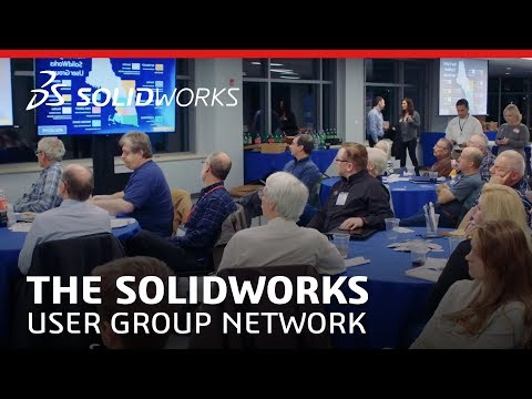 The SOLIDWORKS User Group Network (SWUGN) - SOLIDWORKS