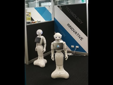 Two Weeks of Robots in Australia