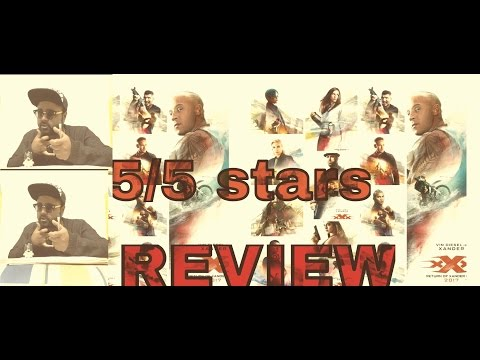 XXX: Return of Xander Cage MOVIE REVIEW 5/5 STARS   INDIA   HINDI   DIESEL&DEEPIKA SIZZLE ON SCREEN