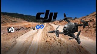 DJI FPV + GoPro HERO9 video cinematico cantera