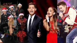 Christmas Songs Battle - Santa Claus Is Coming To Town