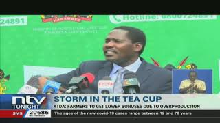 The Kenya Tea Development Agency, KTDA, has dismissed the new Tea