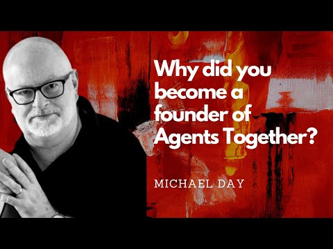 Michael Day's interview with Christopher Watkin on why he became a Founder Member of Agents Together