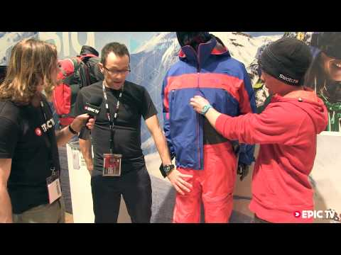 Snow Gear Review with Samuel Anthamatten: Mountain Hardwear 2014 Compulsion Ski Jacket