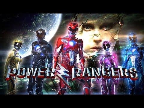 Power Rangers/ Strážci vesmíru (3. Recenze 2017)