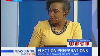 News Centre discussion: Election Preparations Part 2 (18/09/2017)