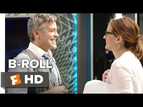 Money Monster B-ROLL (2016) - George Clooney, Julia Roberts Movie HD