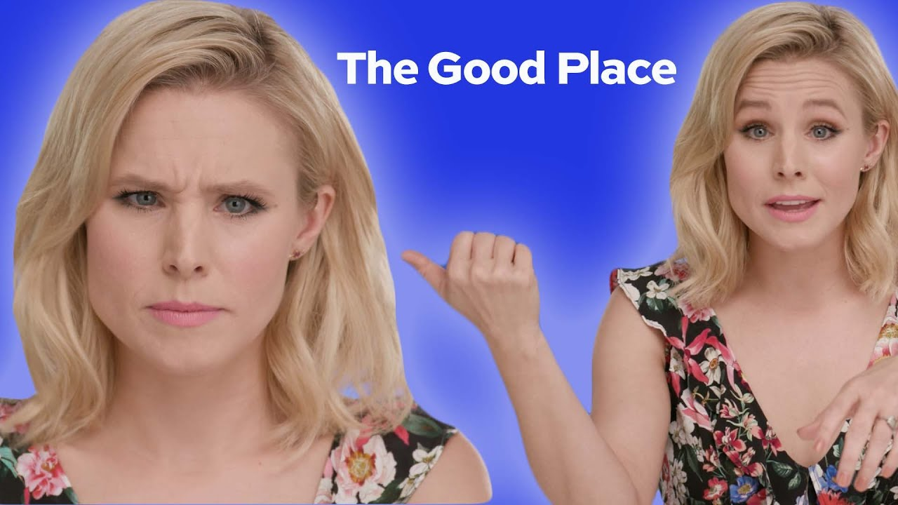 Kristen Bell Takes The Good Person Quiz // Presented By BuzzFeed & NBC's The Good Place thumbnail