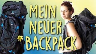 Mein neuer Backpack | Deuter Quantum 60+10 SL