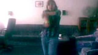Me dancing on Woo Woo Woo-Esham :)