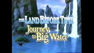 Trailer of The Land Before Time IX: Journey to the Big Water (2002)
