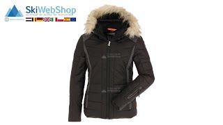 Icepeak, Cindy, ski-jas, dames, zwart
