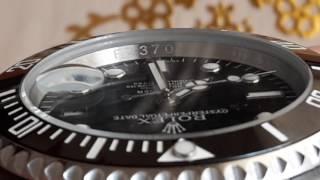 Rolex Submariner  как выглядит  простая и качественная подделка.