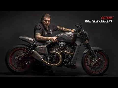 Victory Octane - It's built like a Muscle Car - Victory Motorcyles