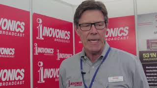Inovonics Broadcast estuvo presente en Expotec 2018
