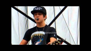 Austin Mahone - So Sick Cover Allentown PA 8-28-13