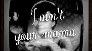Jennifer Lopez - Ain't Your Mama (Lyric Video)