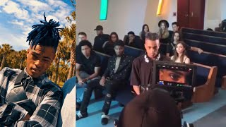 Behind The Scenes XXXTENTACION SAD! MUSIC VIDEO