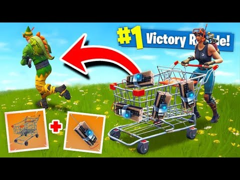 Fortnite Creative Bot Training