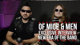 Of Mice & Men: Moving On Without Austin Carlile, New Song + More