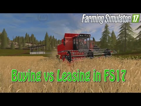 lease machinery :: Farming Simulator 17 General Discussions