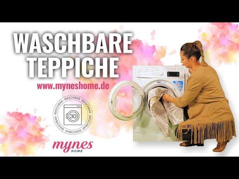 Waschbare Teppiche von myneshome.de