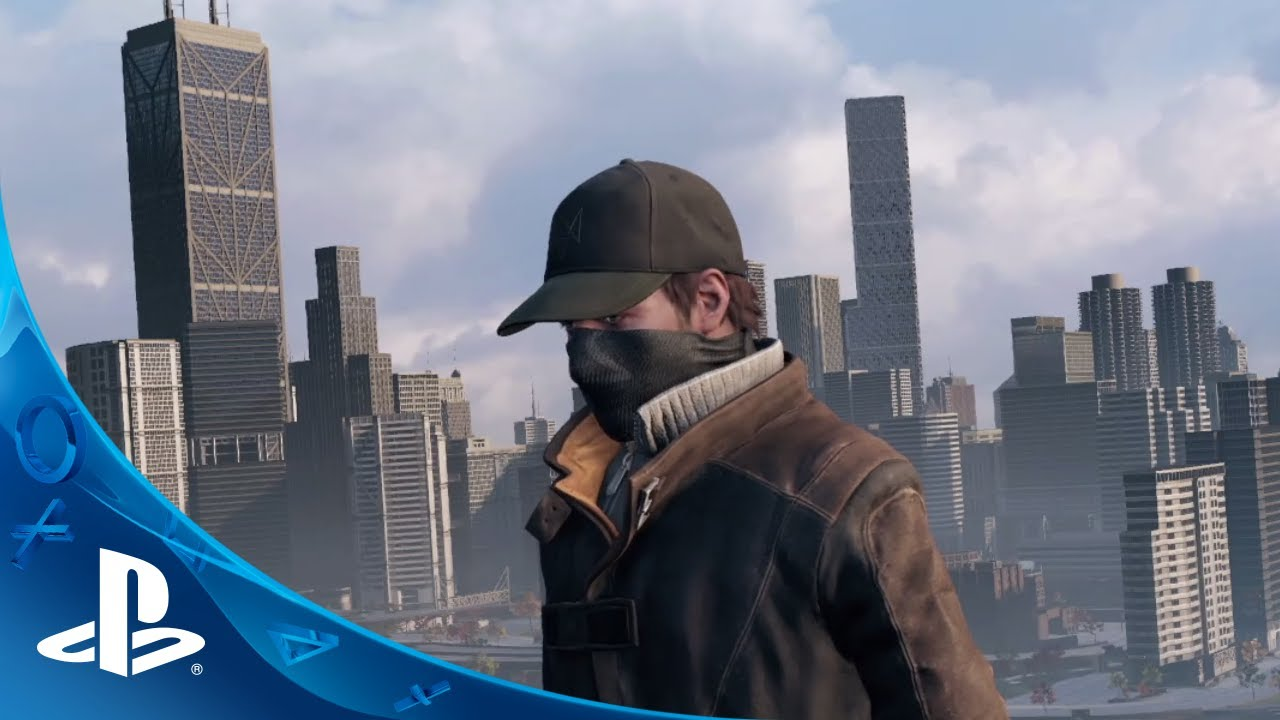 Watch_Dogs Out Today on PS4 and PS3