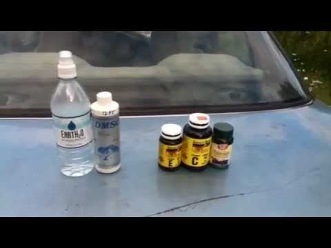 Video Gout pain relief without a doctor
