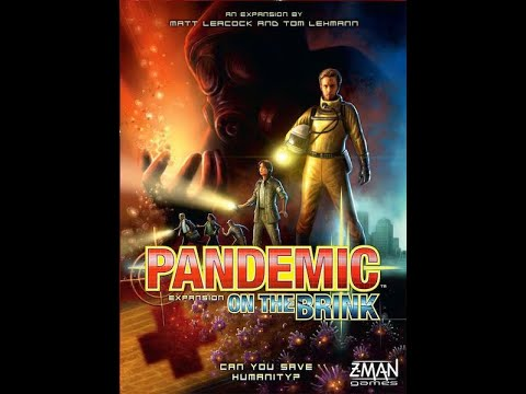 The Purge: # 2071 Pandemic: On the Brink: A comparison between 1st and 2nd Edition....which one should you get?